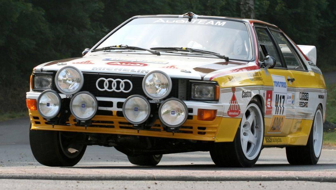 Audi quattro - audi quattro - abcdef.wiki