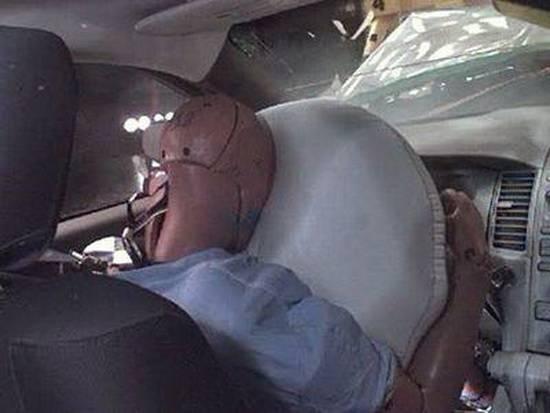 Подушка безопасности: друг и враг — – автомобильный журнал - autodoc24.ru