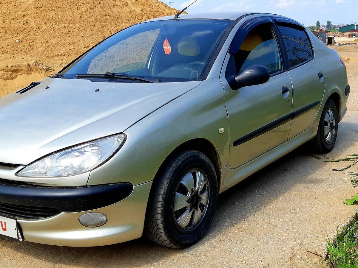 Peugeot 206: как состарилась французская легенда и стоит ли ее брать сегодня