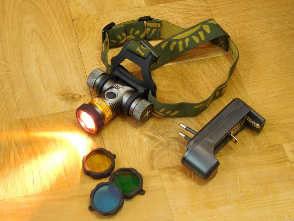 Выбираем налобный фонарь - 15 грубых ошибок.