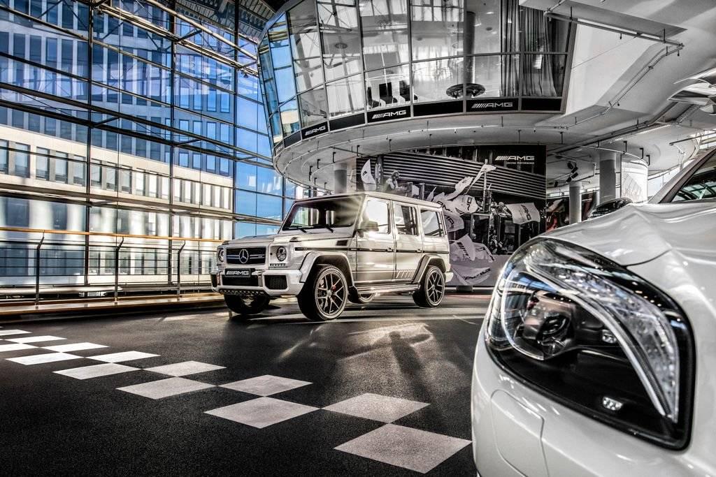 Босс mercedes-amg пообещал сохранить моторы v8 еще на 10 лет