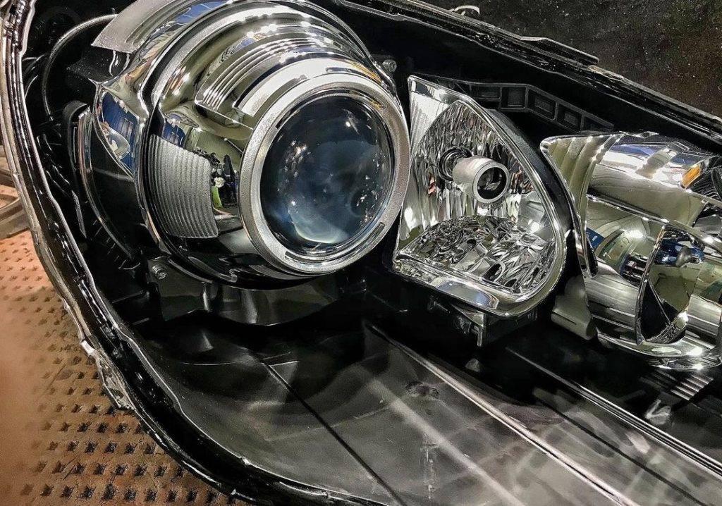 Какие автомобильные фары устанавливают на современные машины, виды оптики, отличия, преимущества и недостатки, оптика будущего