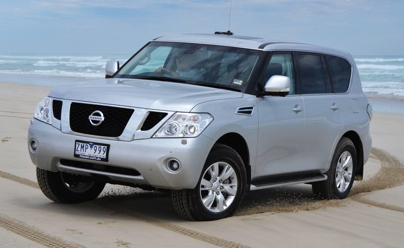 Из грязи в князи: чем гламурный Nissan Patrol VI (Y62) не угодил покупателям и стоит ли его брать на вторичке
