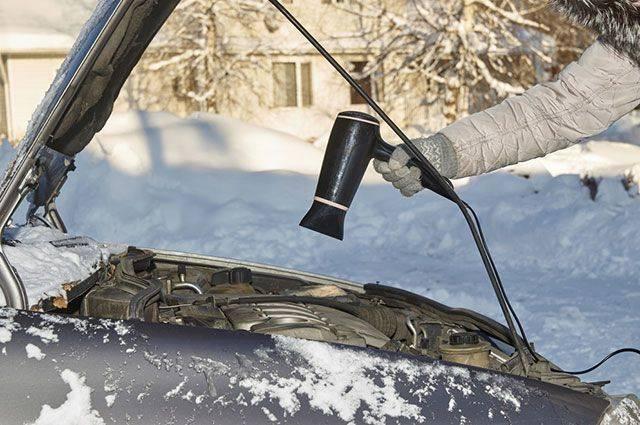 Нужно ли прогревать инжекторный двигатель на машине зимой и как правильно это делать?