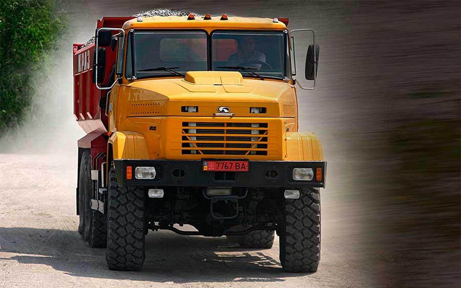 Компания краз — известный украинский производитель грузовых автомобилей