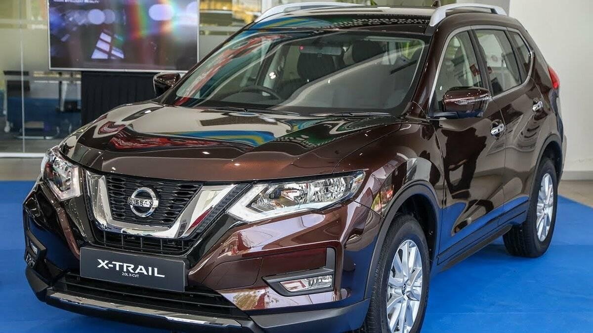 Новый Nissan X-Trail готовится к дебюту