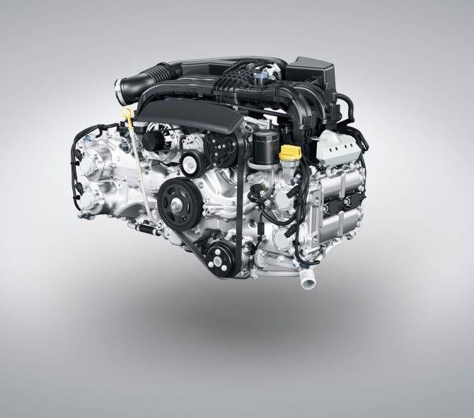Оппозитный двигатель: что это такое. принцип работы оппозитного двигателя, достоинства и недостатки