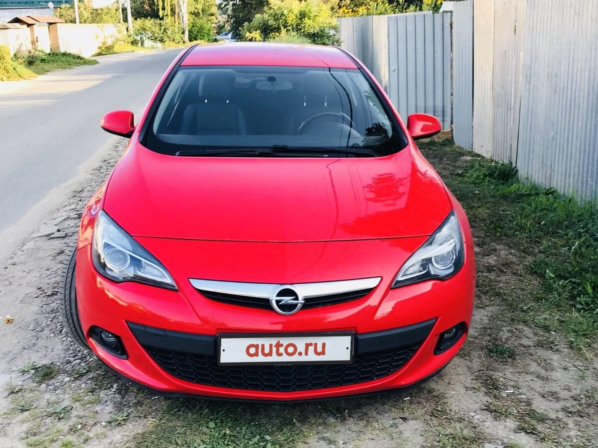 Какой Opel Astra лучше выбрать