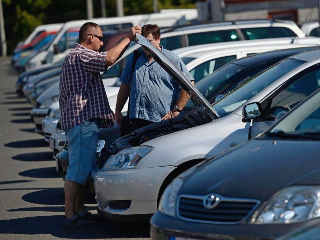 Как перекупы покупают машины, не оформляя на себя?