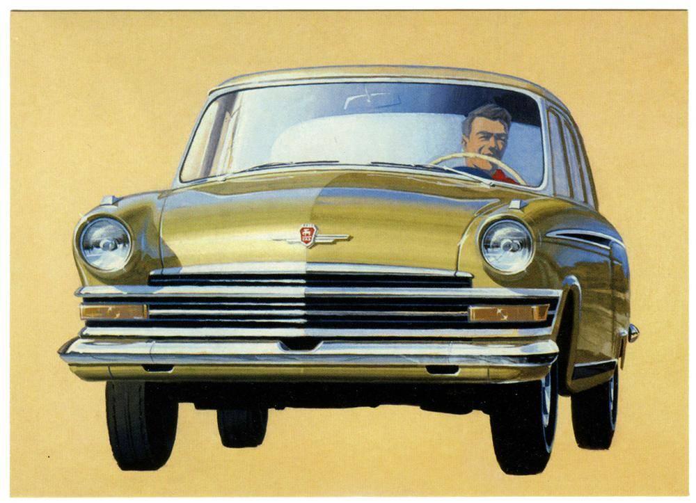 Мир на колесах: не мы у них, а они у нас: иномарки, срисованные с отечественных авто