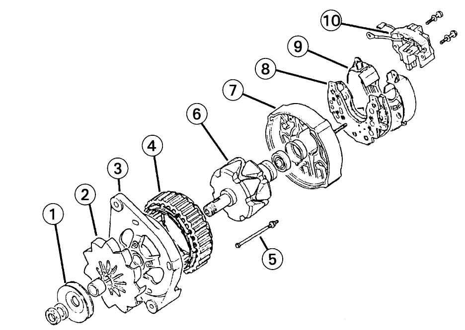 Принцип работы генератора автомобиля для «чайников» + видео » автоноватор