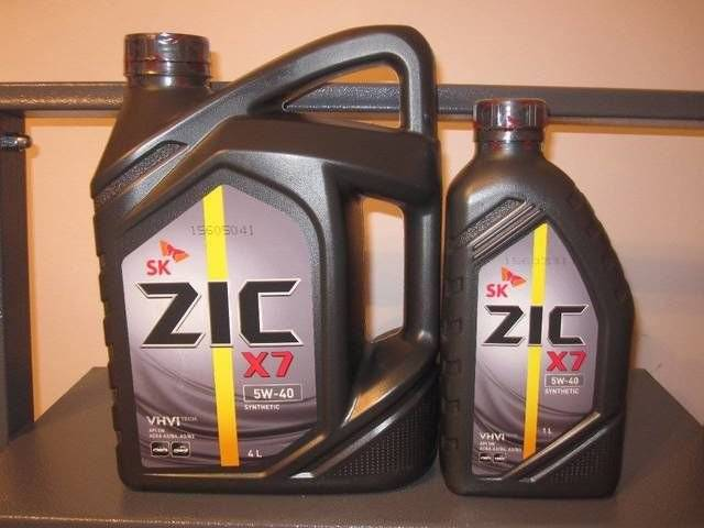 Масло zic x9 5w40: характеристики, артикулы и отзывы