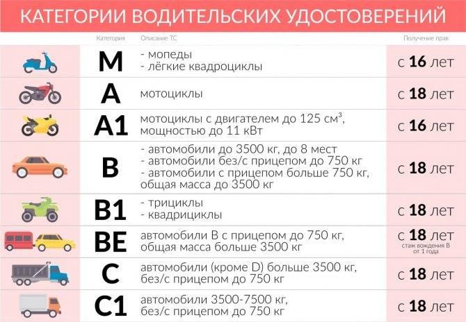 За что могут лишить водительских прав в 2021 году: причины, виды нарушений, сроки   shtrafy-gibdd.ru