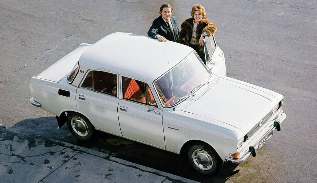 Как покупали автомобили в советском союзе
