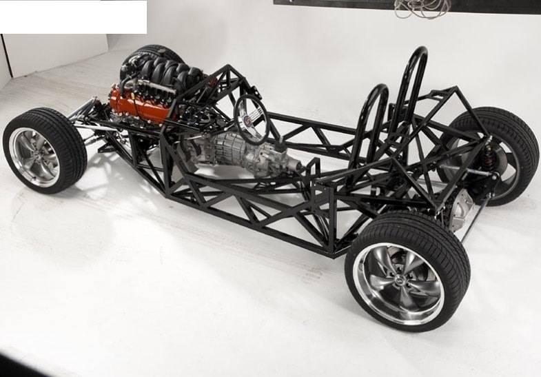 Комплект автомобиля -  kit car