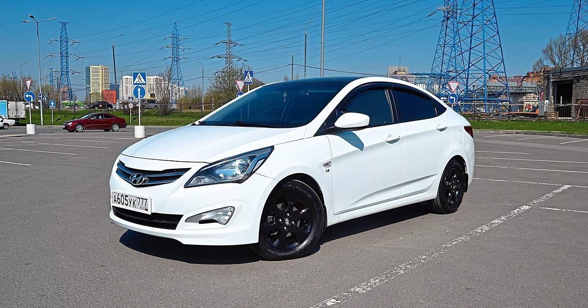 Честно про Hyundai Solaris: отзывы реальных владельцев
