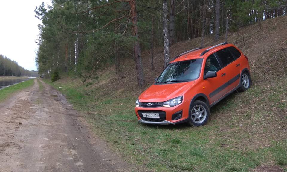 Lada kalina cross – кандидат в кроссоверы, что говорят владельцы