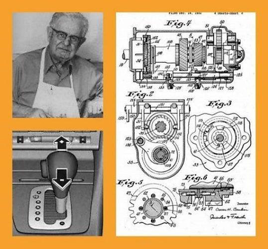 История акпп: кто придумал коробку автомат