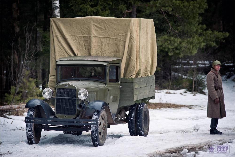 7 фактов о «полуторке» — легендарном советском грузовике | об автомобилях | авто