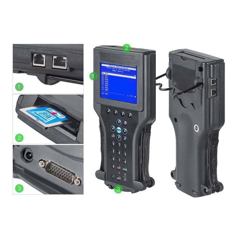 Диагностические сканеры и адаптеры.