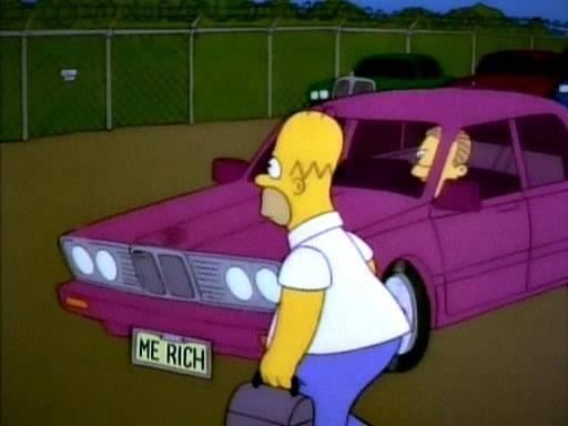 На какой машине ездит гомер симпсон. cимпсономания: пять жутких автомобилей, которые мог придумать только гомер симпсон