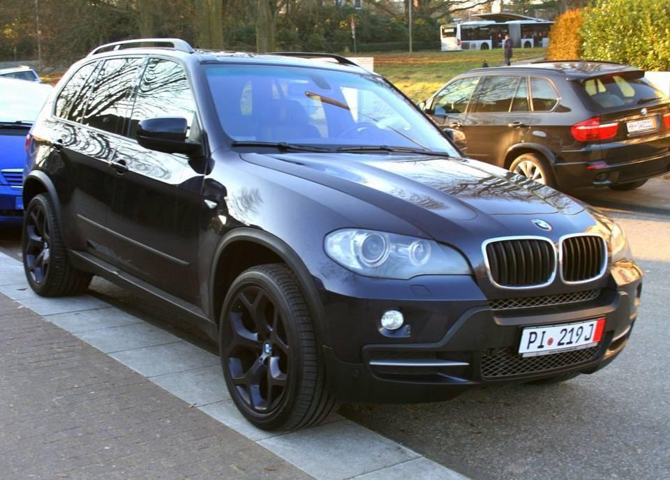 Вот почему тот, кто сел за руль BMW, больше не сядет в другую марку: обзор BMW X5 (Е70)