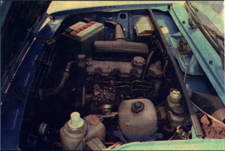 Дизельный двигатель ваз 341 технические характеристики