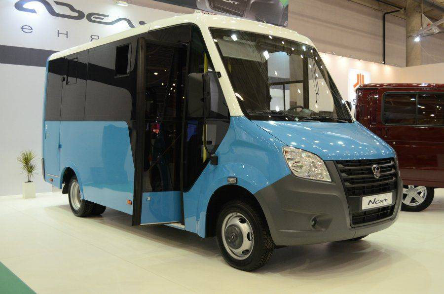 «группа газ» начала серийное производство автомобилей «газель next»