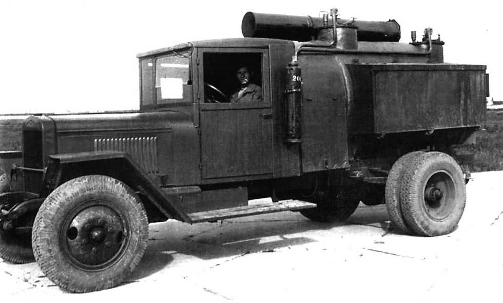 Зис-5 » военные люди