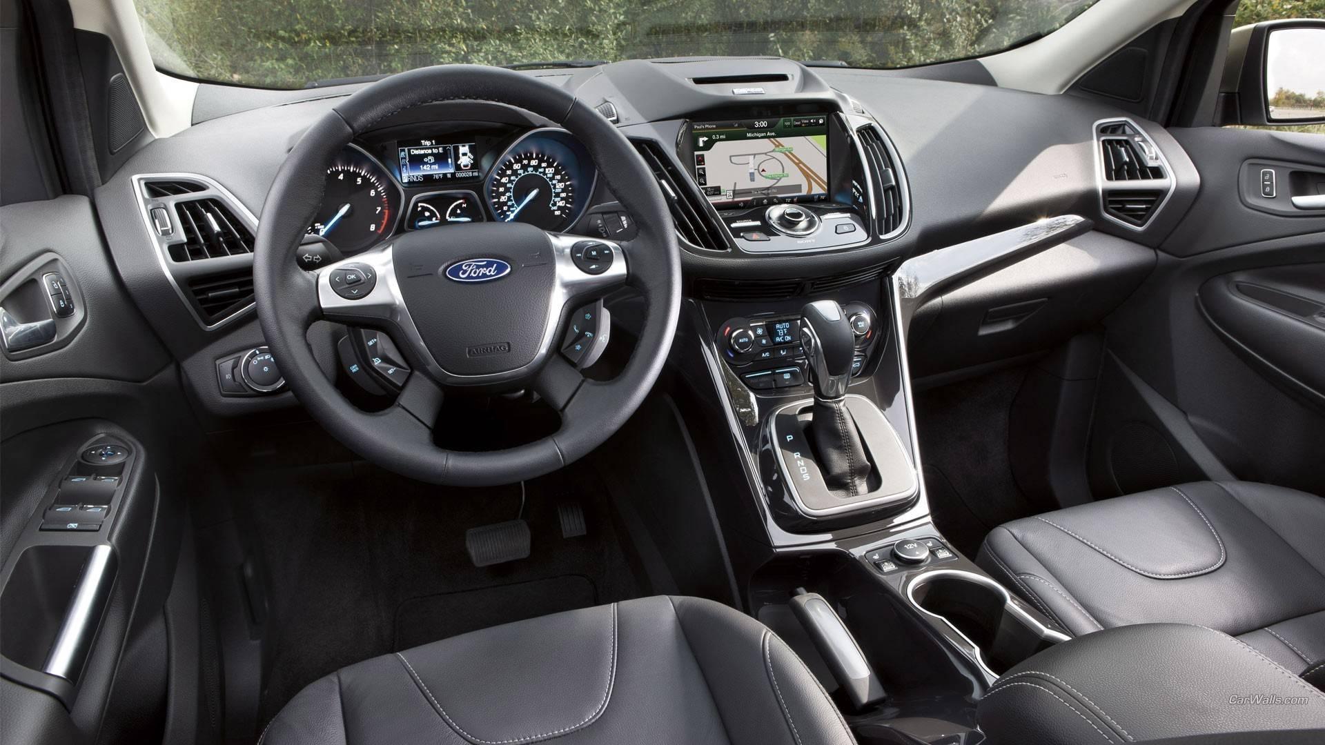 Достойная альтернатива RAV4 и «корейцам»: чем хорош Ford Kuga II поколения