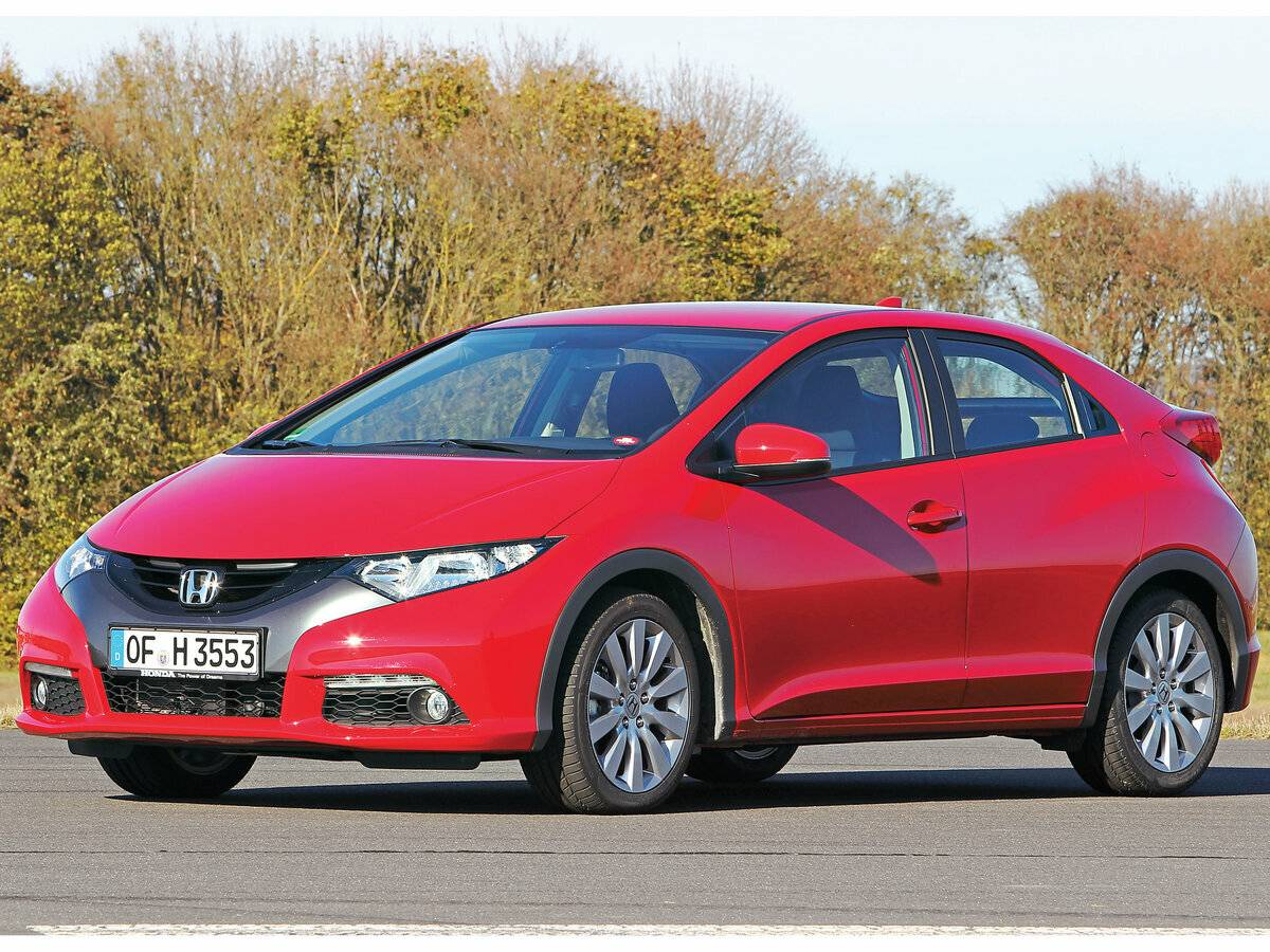За что так любят Honda Civic VIII: обзор японского авто