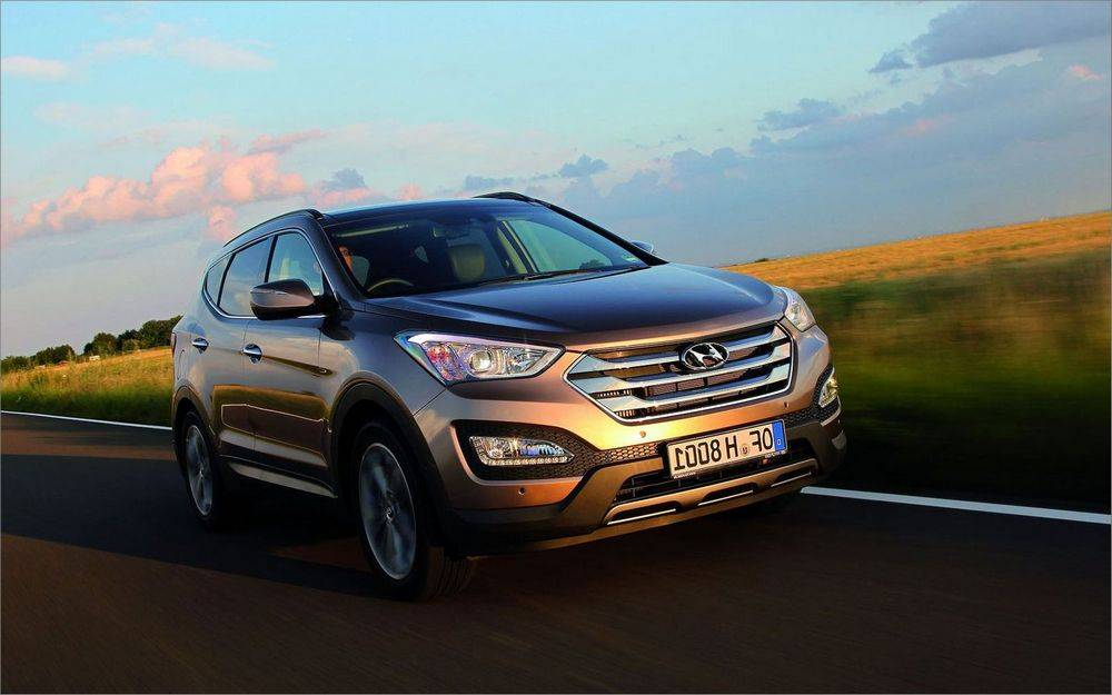 Надежный семьянин: выбираем Hyundai Santa Fe III