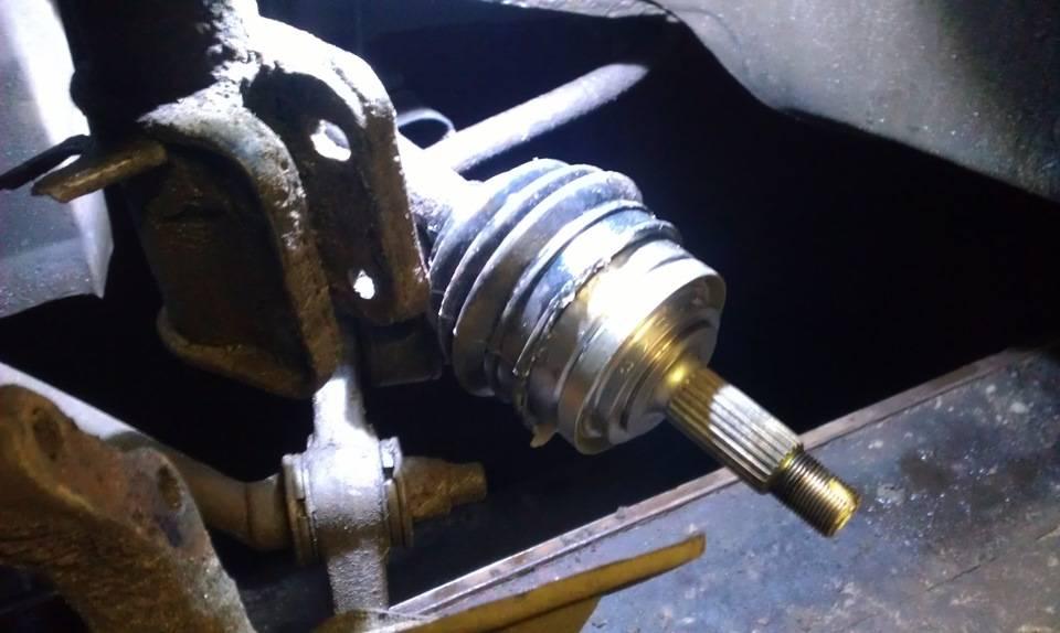 Замена внутреннего и наружнего шурса и пыльников ауди а6 c5 своими руками - пошаговая инструкция