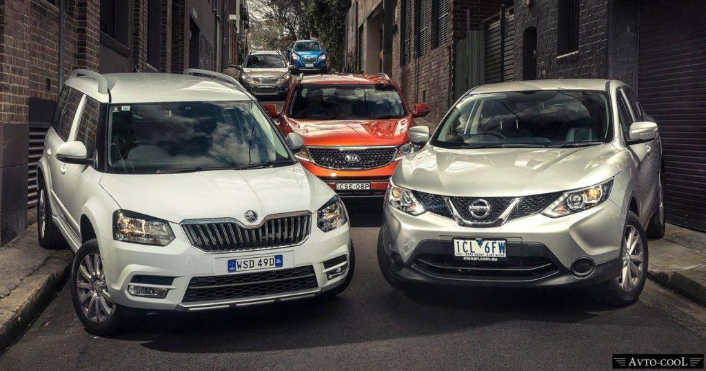 Hyundai ix35 против Skoda Yeti: почему один популярен, а второй нет