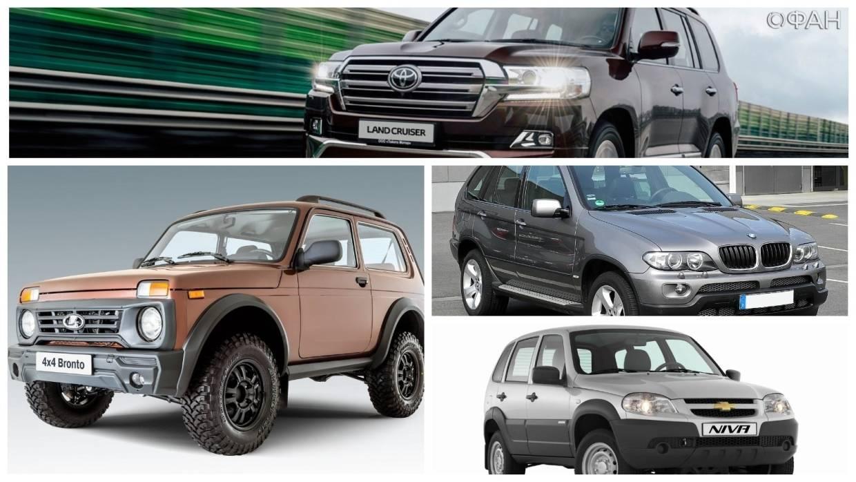 Немцы о Lada 4X4: «Машина – одно название…»