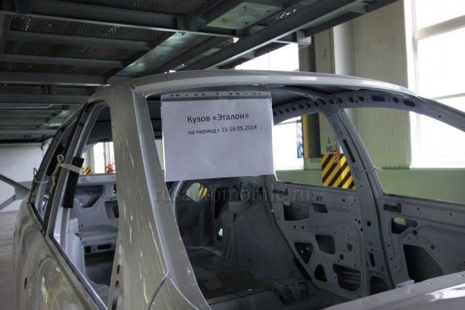 Список популярных автомобилей с оцинкованным кузовом: русский автопром и иномарки