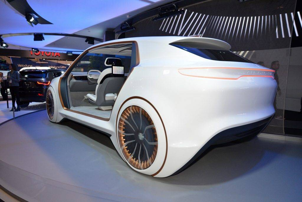 Citroën 19_19 concept is an aviation-themed ev that exudes comfort