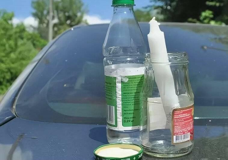 «антидождь» для стекла авто своими руками: назначение, рецепты, пошаговые действия
