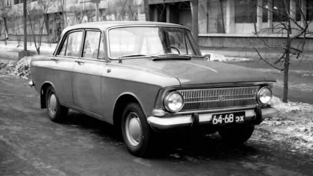 Пять причин любить и ненавидеть москвич-412