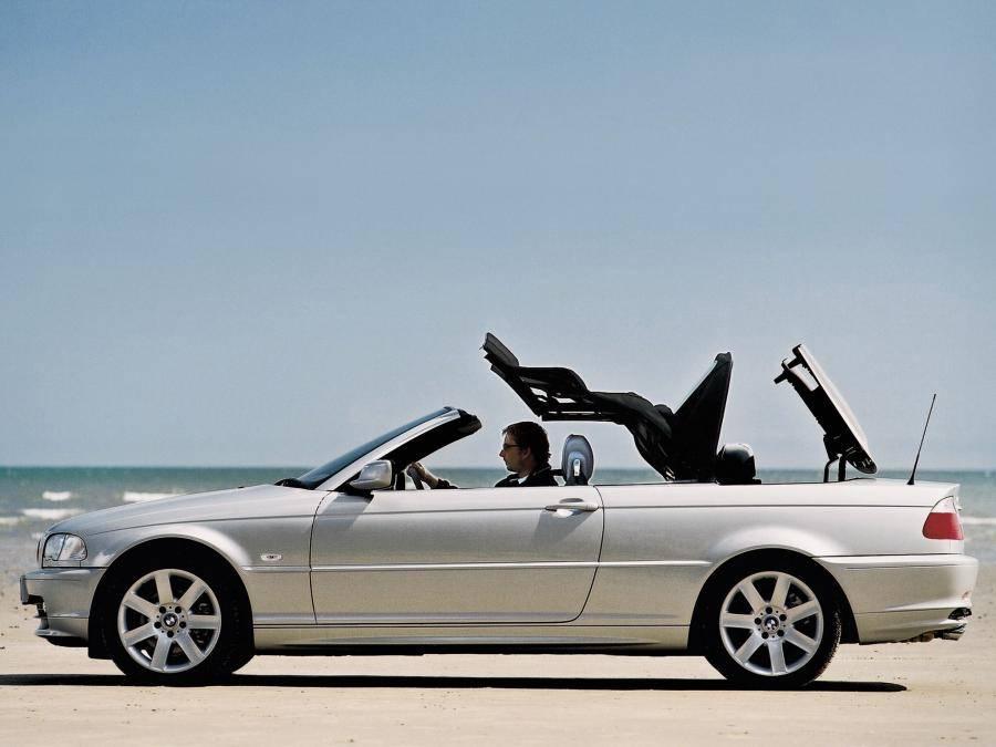 Каково ездить на старой машине без крыши в московском климате?