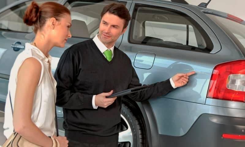 Битый автомобиль - как отличить и стоит ли покупать?