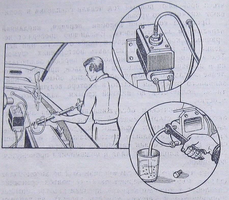 Правильная прокачка сцепления одному: как сделать быстро своими руками