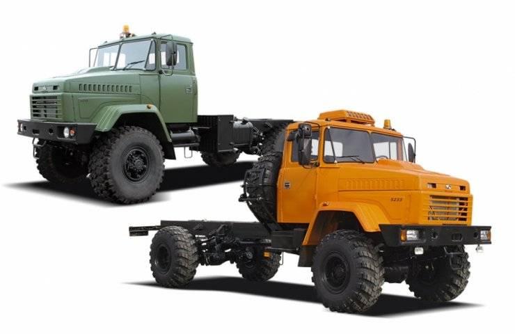 Краз-5401 - вики