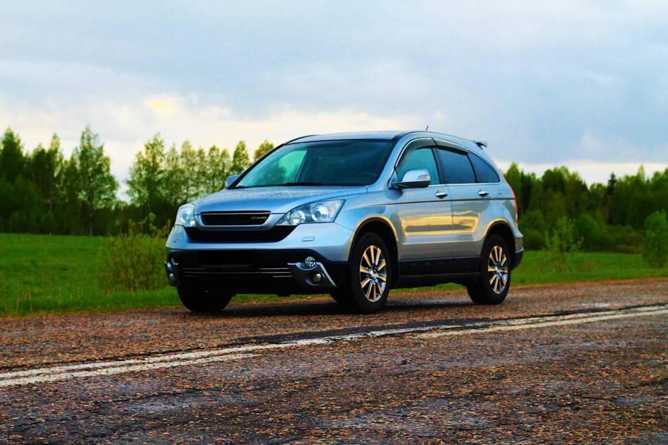 Honda cr-v 3, отзывы, опыт эксплуатации, что можно сказать о надежности