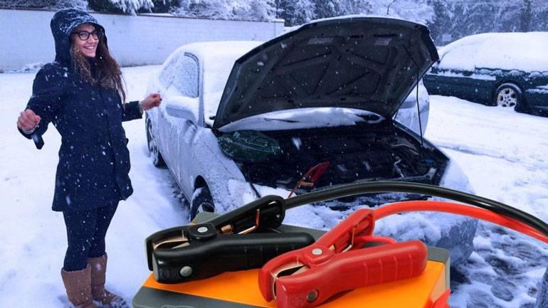 Запуск двигателя в мороз. полезные советы