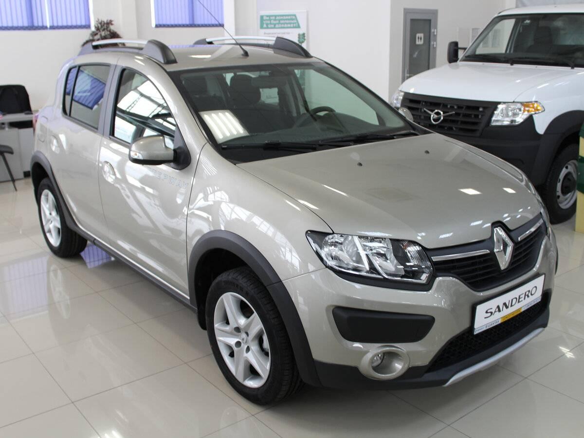 В России упали продажи автомобилей Renault