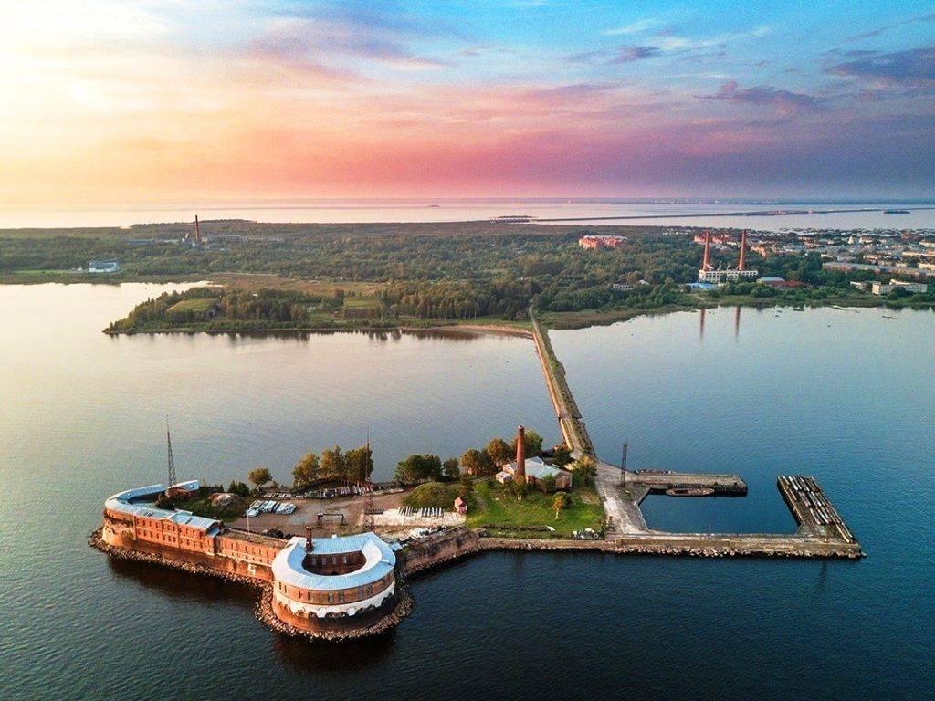 Форты кронштадта: история, фото, экскурсии :: syl.ru