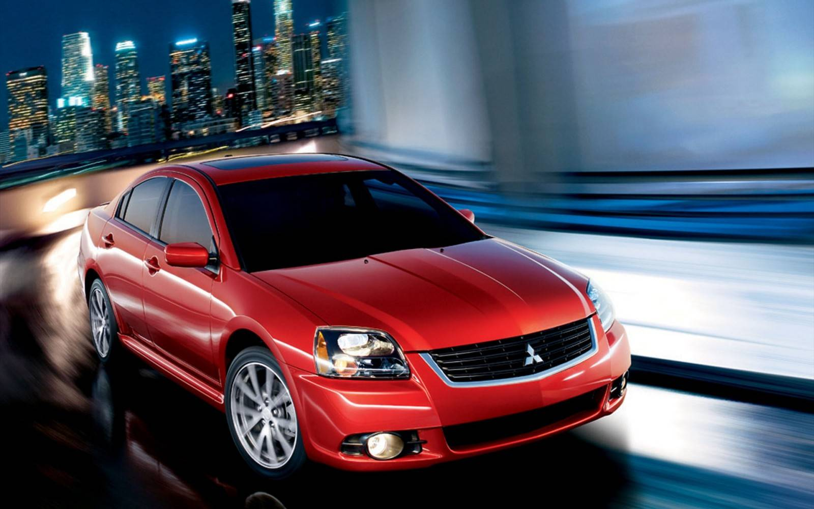 Сложный выбор: Mitsubishi Galant IX или Mazda 6 I