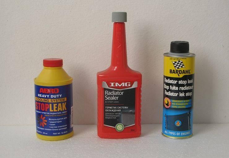 Какой герметик лучше для системы охлаждения автомобиля
