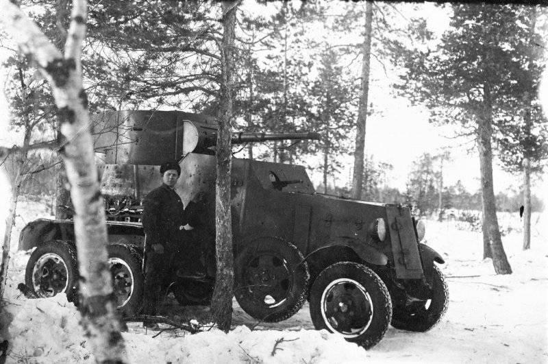 Иномарки на службе красной армии - альтернативная история